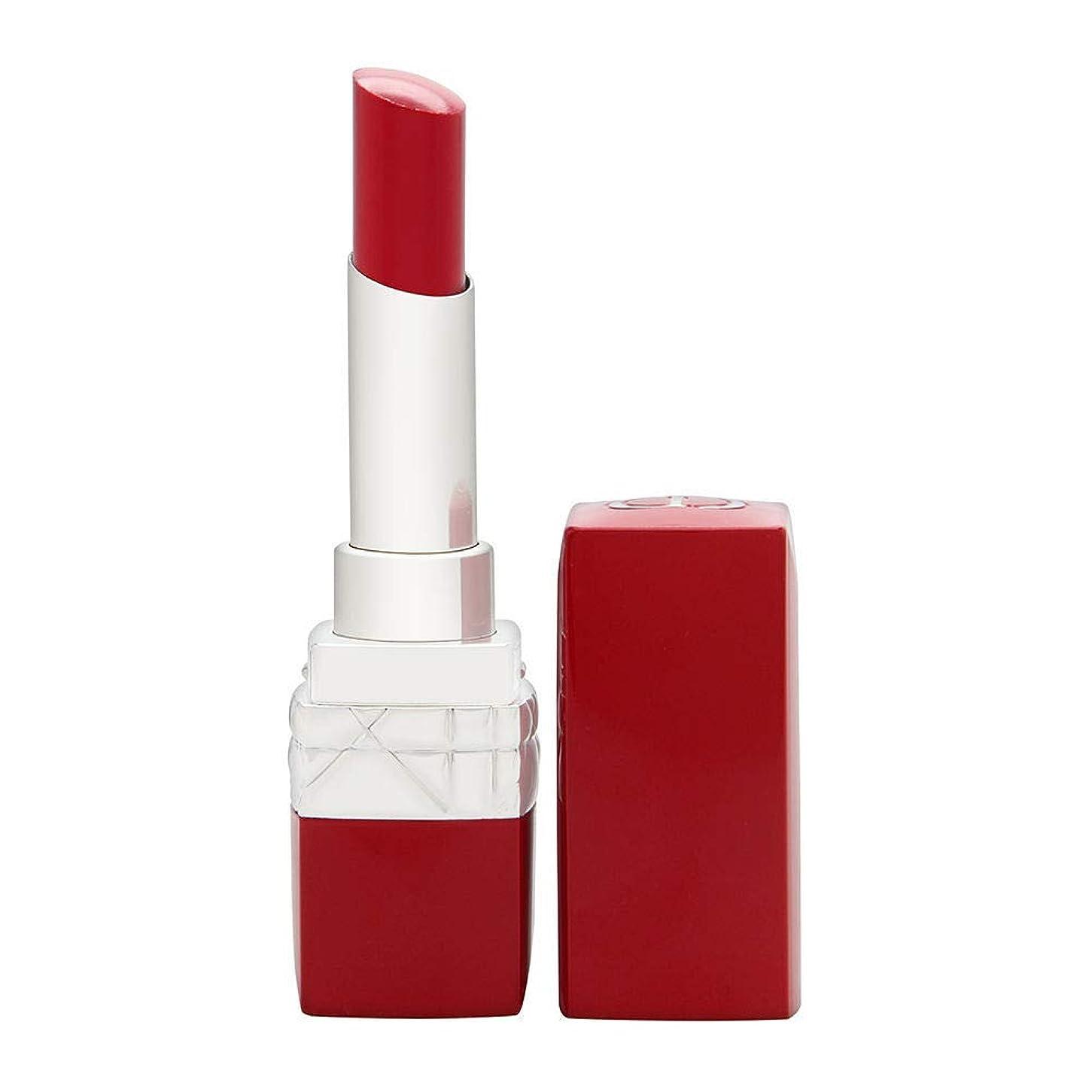 それぞれ男選択するクリスチャンディオール Rouge Dior Ultra Rouge - # 999 Ultra Dior 3.2g/0.11oz並行輸入品