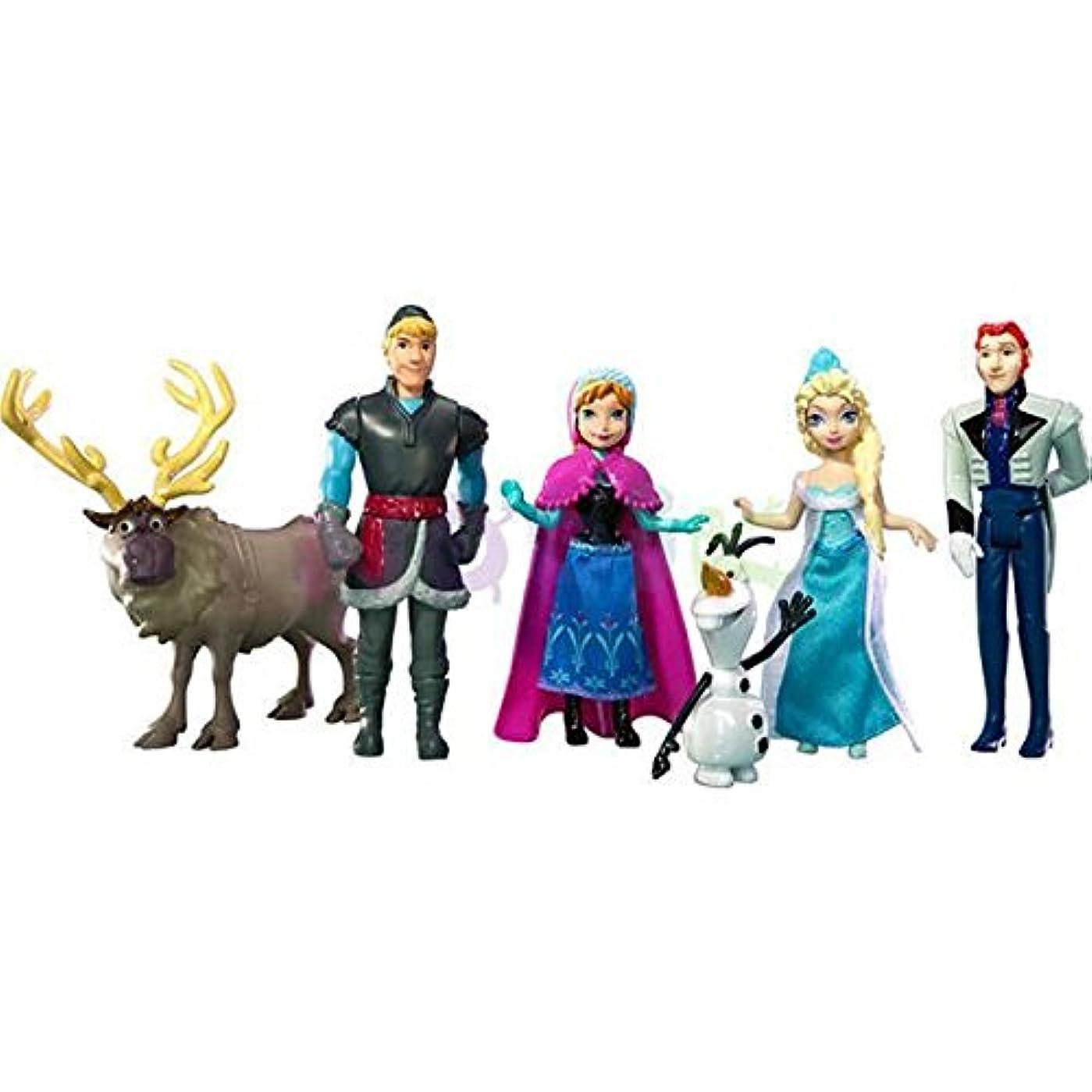 信頼性のある支払い刻むディズニープリンセス アナと雪の女王 おはなしデラックスセット (Y9980)