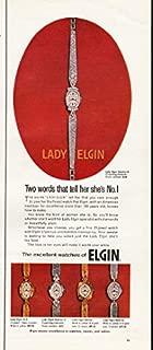 elgin ii ladies watch