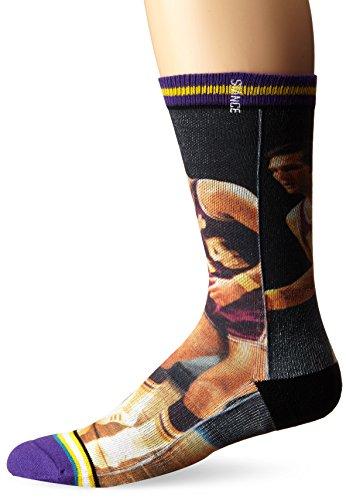Stance Chamberlan / West Crew Socks - Yellow