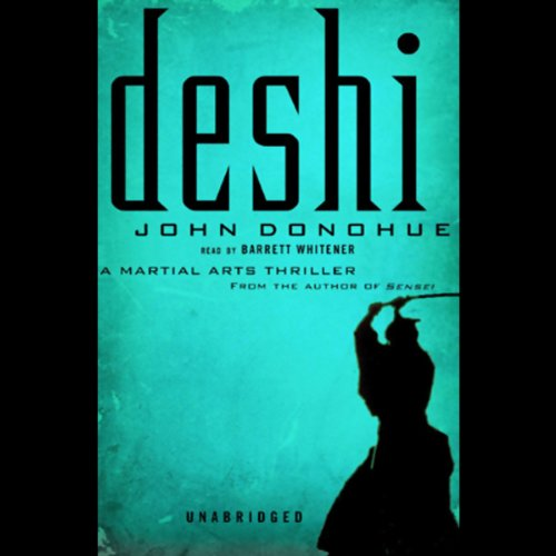 Deshi audiobook cover art