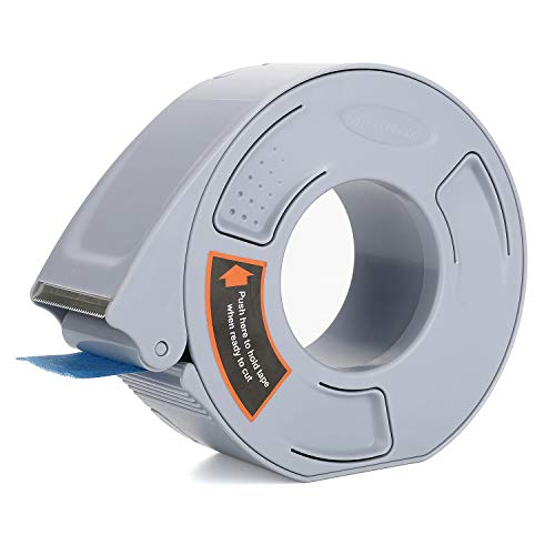Rollingdog Masking Tape Applicator Handheld Tape Dispenser, Safeguard Painters Tape Box, Suitable for 1.88 inch to 2 inch x 60 Yards Masking Tape