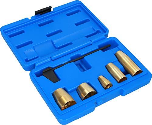 KS Tools BT551340 - Juego de juntas tóricas de montaje para bombas VAG (6 piezas, no indicadas)