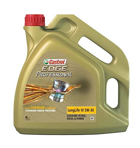 Castrol Edge Professional 5w30 **5 l 5W ATX Negro Unidad de Fuente de alimentación