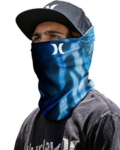 Hurley Icon Printed Gaiter Blue One Size