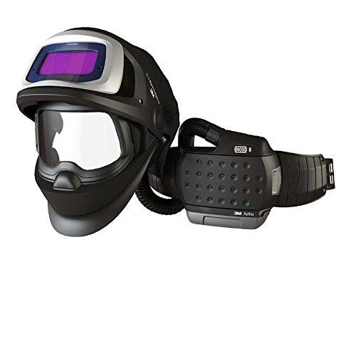 AES S.1230–9100X -FX Speedglas FX automático casco con respirador de alimentación Adflo, 9100X