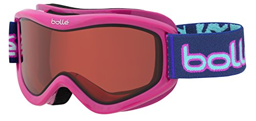 Bolle V Vermillion Googles, Pink Confetti, One Size