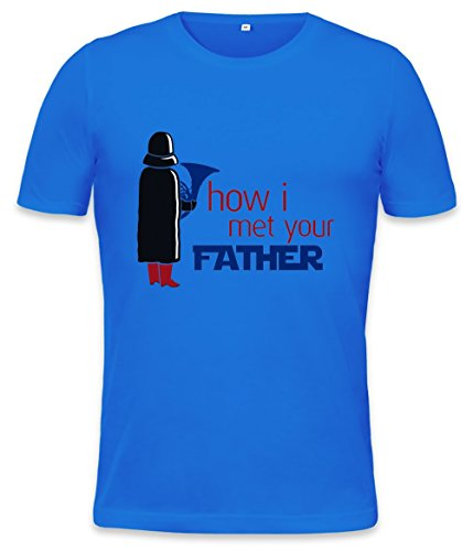 How I Met Your Father Mens T-shirt Small