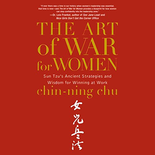 The Art of War for Women audiobook cover art