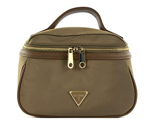Guess Did I Say 90s? Beauty Bag Military