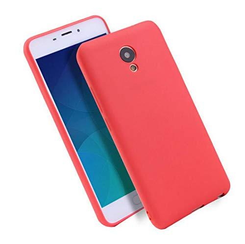 for Meizu M3S Case,Silicone Soft TPU Matte Cover Case Shell 5.0'