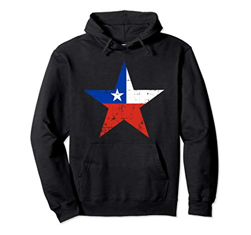 Chile Fahne Pullover Hoodie