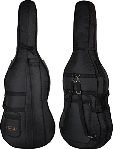 Steinbach 4/4 Cellotasche 10 mm Polsterung schwarz