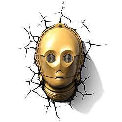 c3po wall decor
