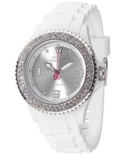 DETOMASO Damen-Armbanduhr Analog Quarz DT3008-A