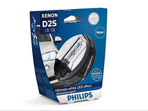 PHILIPS Xenon Brenner Lampe D2S WHITEVISION gen2 85V 35W P32d-2