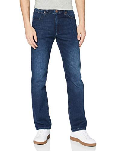 Wrangler Herren ARIZONA Jeans, Blau (Blue), W36/L36