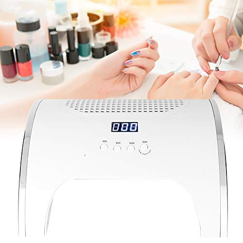 Nagelcollector, 2 in1 Smart Sensor Wasmiddel Nagel Manicure Droger LED Machine voor Nail Art Solon (EU)