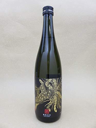 鳳凰美田 瓶燗火入 純米吟醸酒 Black Phoenix 720ml【小林酒造】