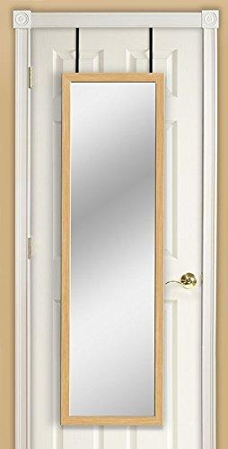 Mirrotek Over the Door Mirror - DM1448OK