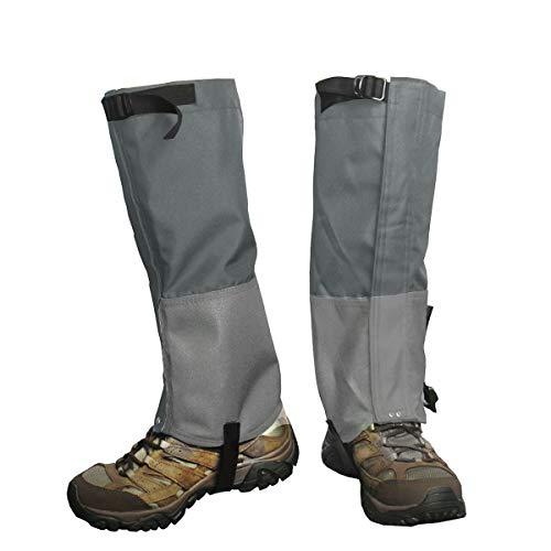 Frelaxy Leg Gaiters, Hiking Gaiters with Storage Bag Waterproof Snow Boot...