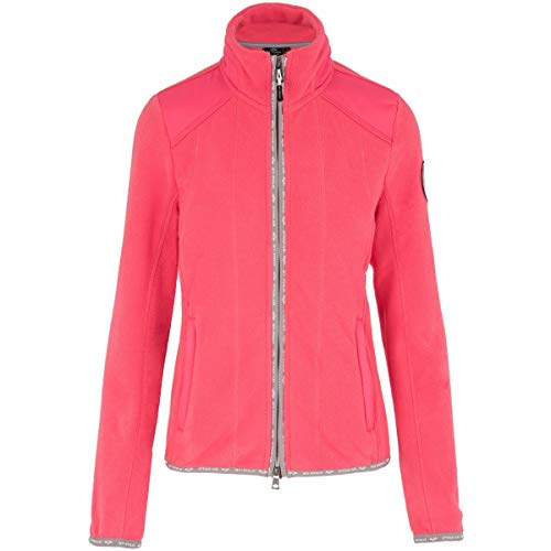 HV Polo Damen Fleecejacke Colette Raspberry L