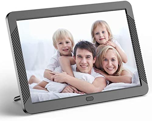 Digital Picture Frame 8 Inch HD 1280X800P with Remote Control Digital Photo Frame 16 9 IPS Display product image