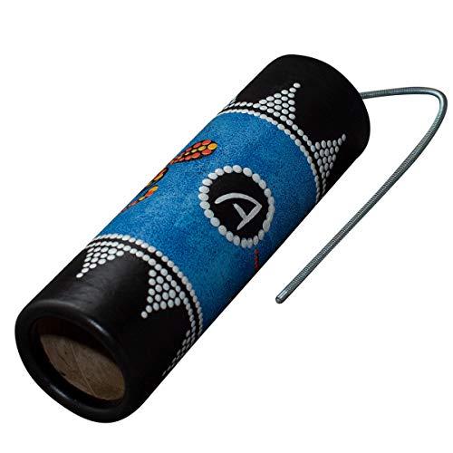Australian Treasures - TAMBURO DEL TUONO, AT- BLTD-25 - Thunder Drum- strumento musicale per bambini - Tuono Tamburo - 25cm