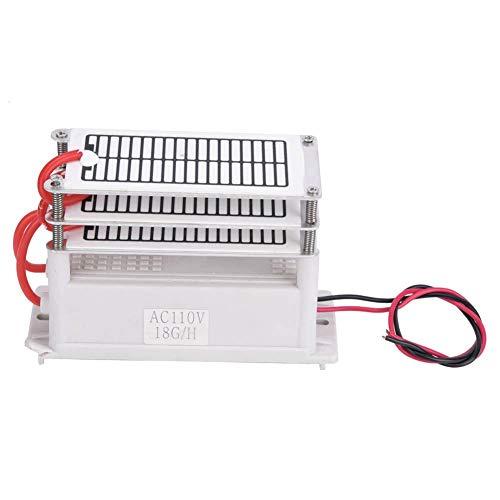 Generador de ozono, generador de ozono integrado Limpiador de placas de cerámica...