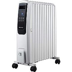 Premium 2500W Ölradiator