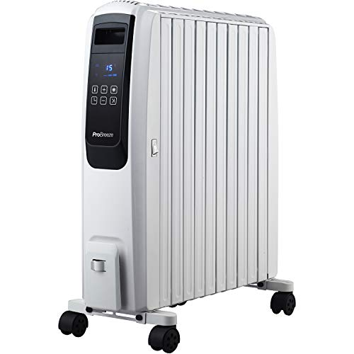 Pro Breeze Premium 2500W Ölradiator Bild