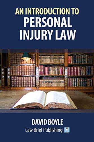 Compare Textbook Prices for An Introduction to Personal Injury Law  ISBN 9781911035305 by Boyle, David