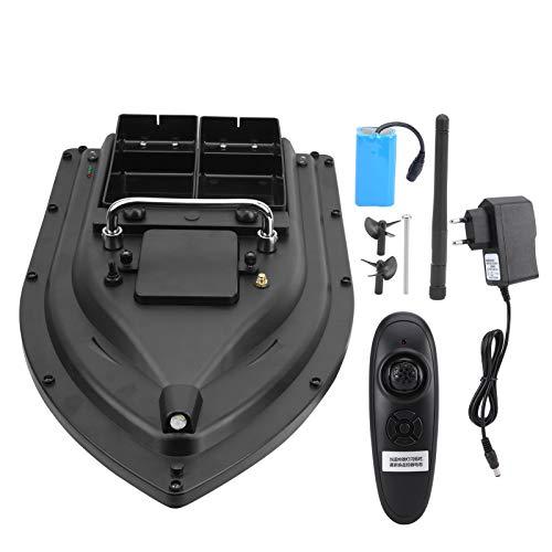 RC Barca Con Esche Da Pesca GPS a Distanza 500m 1.5kg Carico Con Doppio Motore Per Pesca Diurna E Notturna(Unione Europea)
