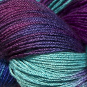Cascade Heritage Sock Yarn Paints #9781 Splat