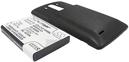 Replacement Battery for LG D830 D850 D850 LTE D851 D855 D855 LTE D855AR D855K D855P F400 G3 LS990 LS990 LTE VS985