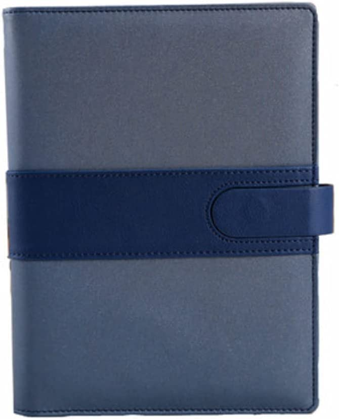 Journal Thick Notebook Magnetic Portab Loose-Leaf famous Clasp excellence