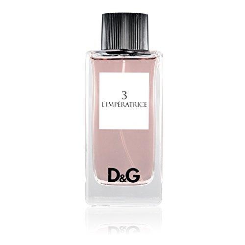 Dolce & Gabbana Dolce Gabbana Parfüm 3 L'Imperatrice Eau De Toilette Zerstäuber  100 ml