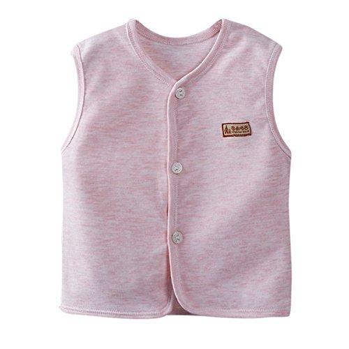 Kinder Weste Ärmelloses Kleid Kinder Top Soft Atmungsaktive Jacke für Jungen Mädchen Baby von Bornbayb