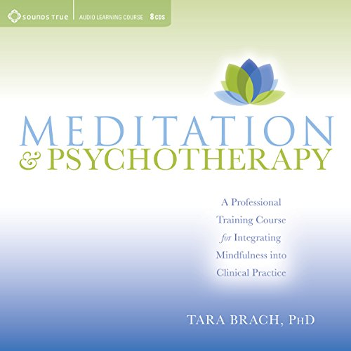 Meditation and Psychotherapy audiobook cover art