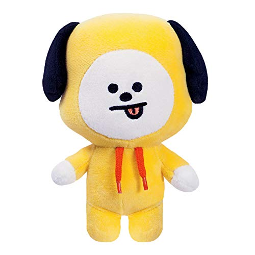 Aurora World Peluche Chimmy, BT21, Color Amarillo (61325