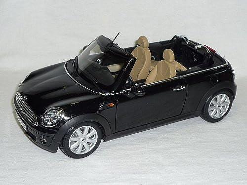 Mini Cooper Cabrio SchwarzAb 2006 2. Generation 1 18 Kyosho Modellauto Modell Auto