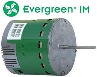Genteq 6005IM, 1/2 HP 115/230V Evergreen Motor with 2-Year Warranty