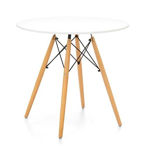 Noorsk Design Mesa de Comedor o Cocina Karelia2 (80 cm.)