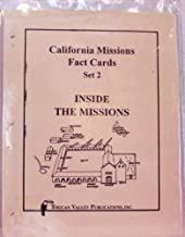 California Missions Fact Cards Set II: Inside the Missions