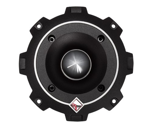 "Rockford Fosgate PP4-T 1.5"" 400 Watt Heavy Duty Car Power Bullet Tweeters"
