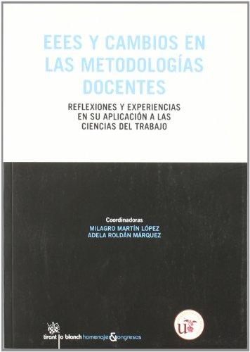 EEES y cambios en las metodologías docentes