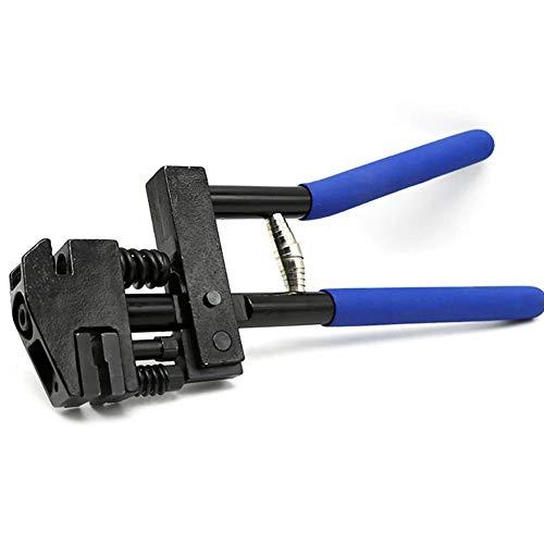 Alicates perforadores para chapa metálica, fijador manual p