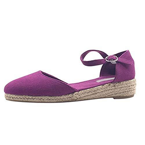 Precioul Damen Wedges Schuhe Mode Sandalen Plateau Toe High-Heels Sandalen Freizeitschuhe Abendschuhe Schuhe Einfarbige Keilsandalen von Baotou qualitativ hochwertige