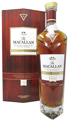 Macallan - Rare Cask Batch No. 2-2018 Release - Whisky