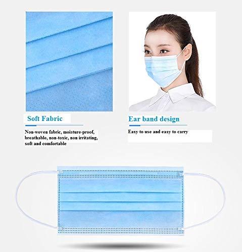 Disposable Face Masks - 50 PCS - For Home